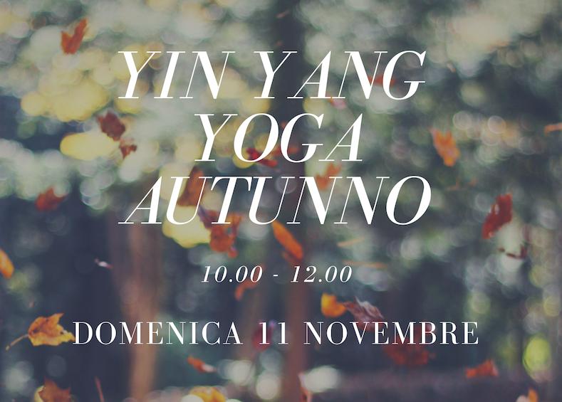 Yin Yang Yoga Autunno