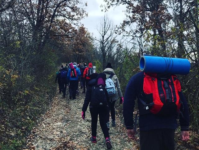 Trek&Yoga in Val Tassobbio – domenica 3 marzo