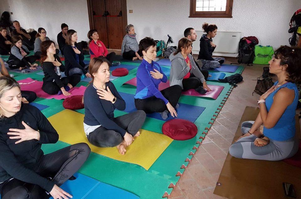 Trekking & Yoga alla Casa del Tibet – 1 dicembre