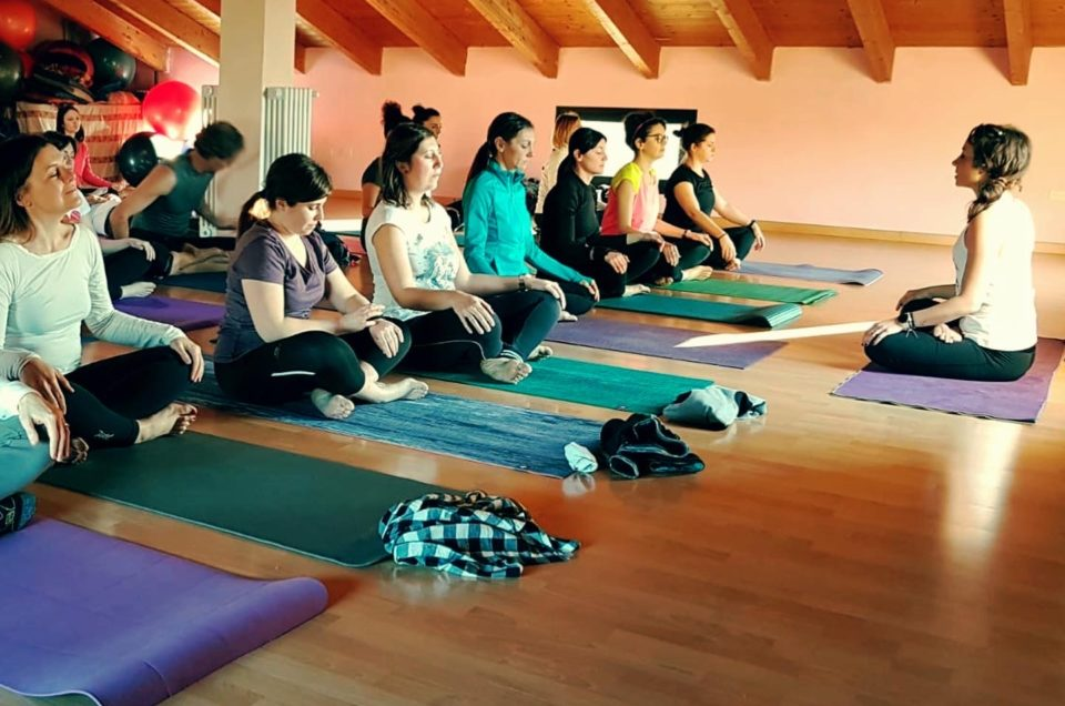 Trekking & Yoga al Parco del Rodano sul sentiero Spallanzani