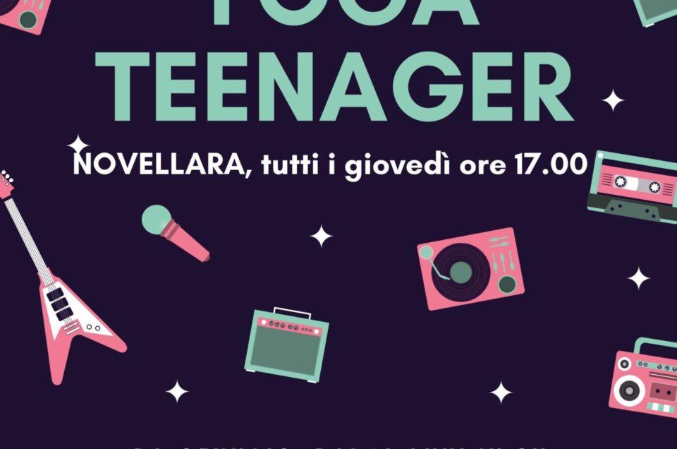 NEW: Yoga teen – yoga per adolescenti, tutti i giovedì ore 17.00