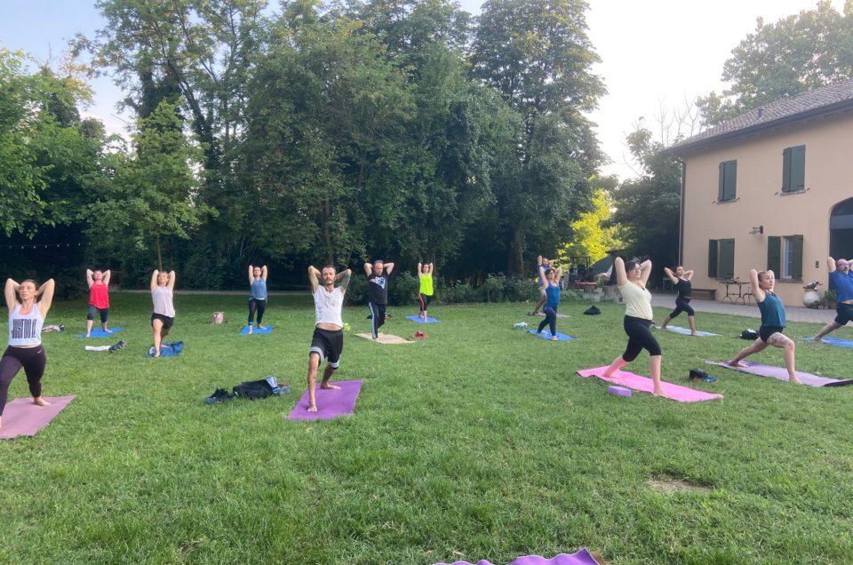 Lezioni estive al Podere Acquechiare BioAgriturismo Reggio Emilia