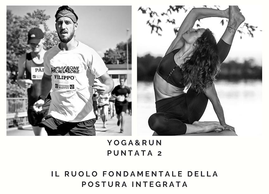 Yoga & Run – Dirette instagram con me e Filippo Boldo