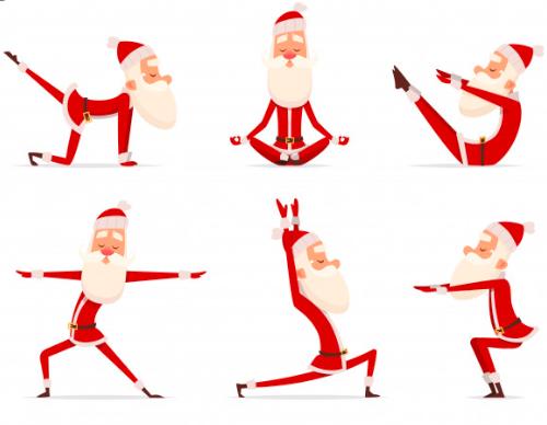 Yoga gift card Natale – 5 lezioni online