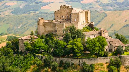 Trekking & Yoga al Castello di Rossena – domenica 23 febbraio