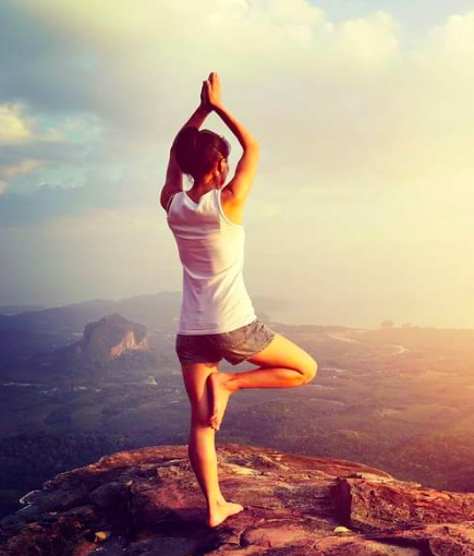 Trek&Yoga al parco del Rodano sulle tracce dell'Ariosto (RE)