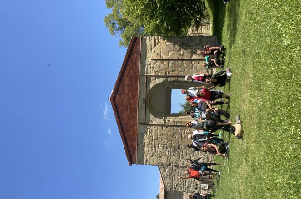 Trekking & Yoga domenica 30 maggio alla Pieve di San Vitale