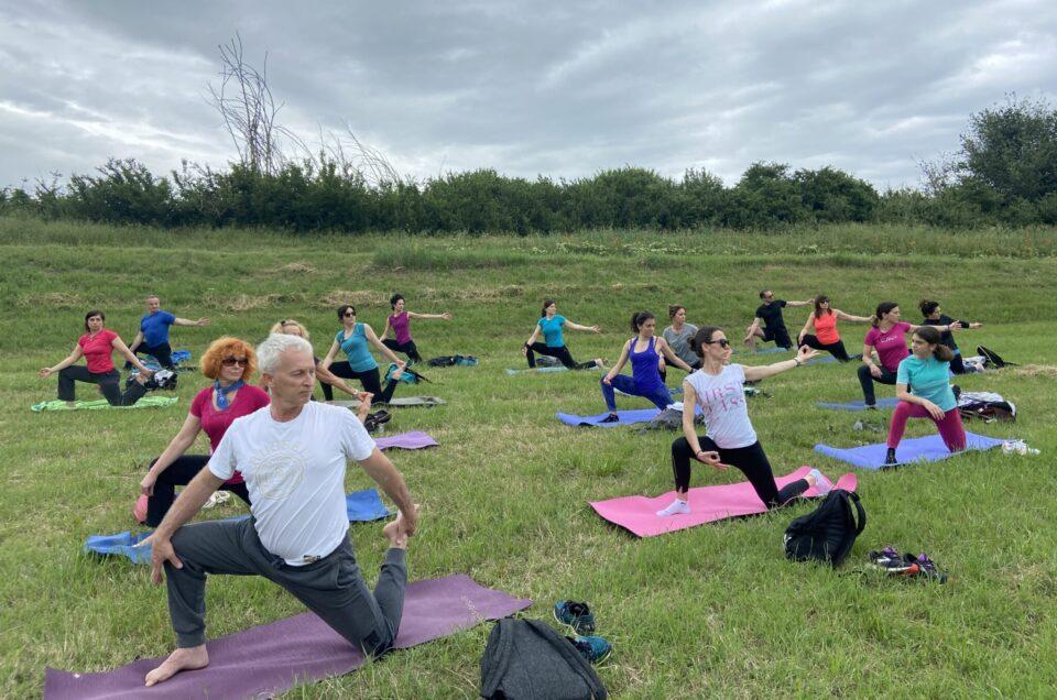 Trekking & Yoga domenica 16 maggio nelle Terre dei Gonzaga