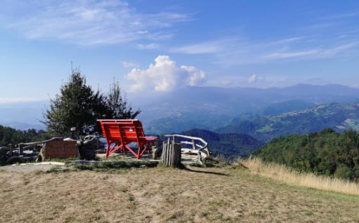 Trekking & Yoga alla grande Panchina Carpineti – domenica 20 giugno